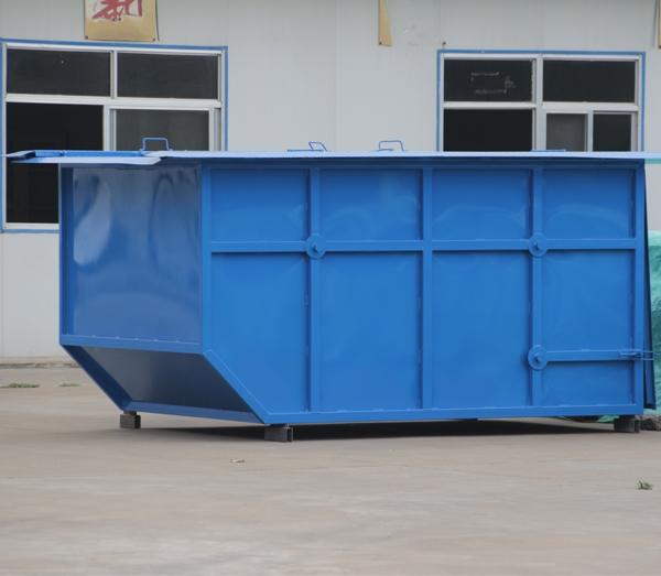 地埋垃圾箱